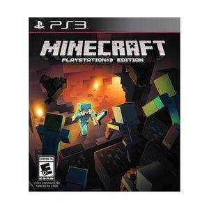 【メール便送料無料 】★ 新品【PS3】Minecraft Playstation 3 Edition (マインクラフト)【海外北米版】|gameuga