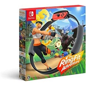 【6月27日発送分】【送料無料】新品 Nintendo Switch リングフィット アドベンチャー (10.18新作)【キャンセル不可】