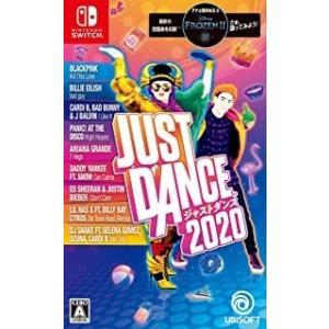 【ネコポス送料無料・即日出荷】新品 Nintendo Switch ジャストダンス2020 (3月1...