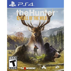 PS4 The Hunter Call of the Wild 北米版 日本のPS4で動作可