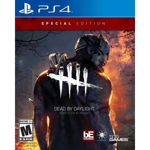 【新品商品】 PlayStation4用ソフト、デッドバイデイライト、北米輸入版です。 日本版PS4...