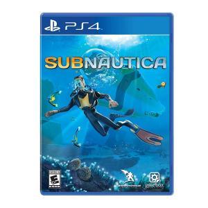 【新品商品】 Subnautica サブノーティカ PlayStation4用ソフト、北米輸入版です...
