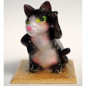 古畑雅規 招き猫|gamoon3768