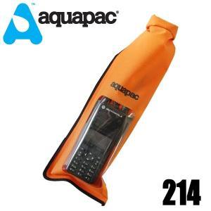 aquapac アクアパック 214 完全防水ケース ストームプルーフ無線機用ケース gamusharana-sports