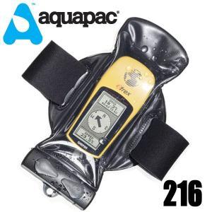 aquapac アクアパック 216 完全防水ケース アームバンド付きケース(スモール) gamusharana-sports