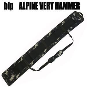 blp ソールガード アルペン ベリーハンマー Wカモ スノーボードカバー ハンマーヘッド gamusharana-sports