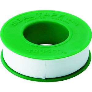 TRUSCO シールテープ15M 1巻入 T6-15S-1P 1巻|ganbariya-shop