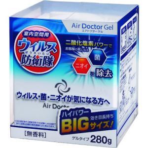 novopin エアドクターゲルBIGサイズ280G K-2384 1個 ganbariya-shop