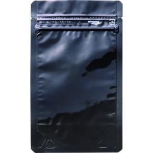 セイニチ 「ラミジップ」 アルミカラースタンドタイプ 黒 130×100+30 (50枚入) AL-1013BK 1袋|ganbariya-shop