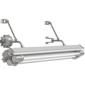 岩崎 防爆形直管LED照明器具32×2定格出力形相当ブラケット形電線管径φ22 1台【別途運賃必要なためご連絡いたします。】|ganbariya-shop