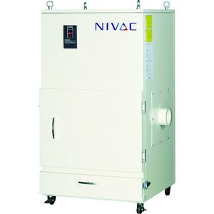 NIVAC 手動ちり落とし式 NBC−75PN 60HZ NBC-75PN-60HZ 1台【別途運賃必要なためご連絡いたします。】|ganbariya-shop