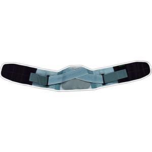 興和 バンテリンサポーター 腰しっかり加圧タイプ大きめサイズ(ブルーグレー) 1 24641 1箱|ganbariya-shop