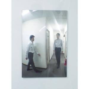 【送料無料】コミー FFミラー通路<片側用> 325×485 FT33AM 1個【北海道・沖縄送料別途】|ganbariya-shop