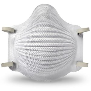 モルデックスジャパン(株) MOLDEX AIRWAVE 4200DS2使い捨て防じんマスク バリューパック(2枚入り) 4200DS2-V 1袋|ganbariya-shop