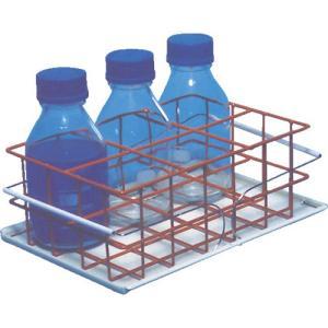 三和 耐震用ボトルトレー85−6 85-6 1個|ganbariya-shop