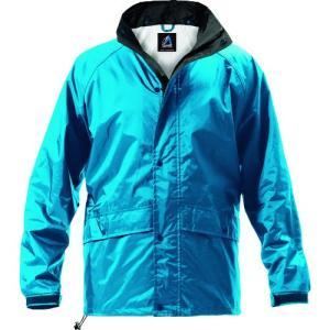 マック 雨具 フェニックス2 ブルー M AS-7400-17 1着|ganbariya-shop