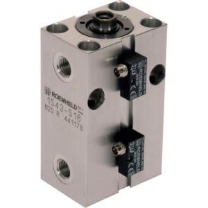 【送料無料】ROEMHELD ブロック・シリンダー ストローク 25mm ピストン径40 1個【代引不可商品・メーカー直送】【北海道・沖縄送料別途】|ganbariya-shop