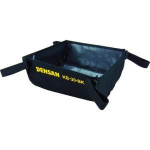 デンサン キャタツアンダーバッグ KB-30-BK 1個|ganbariya-shop
