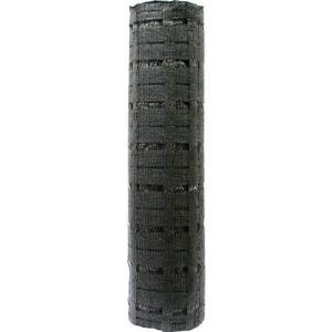 TRUSCO 美観間仕切りネットフェンス ロール ブラウン 80cm×50m TBNF-0850-BR 1巻|ganbariya-shop