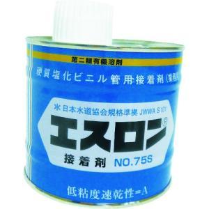 エスロン 接着剤 NO.75S 500G S755G 1缶|ganbariya-shop