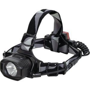 日動 充電式LEDヘッドライト バックライト付 SHL-8W-BL-CH 1台|ganbariya-shop