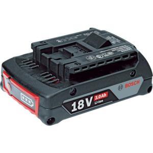 【送料無料】ボッシュ リチウムイオンバッテリー GBA18V3.0AH 1個【北海道・沖縄送料別途】 ganbariya-shop