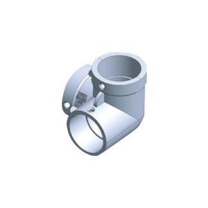 アルインコ コーナーY継ぎ(外径25.4mm) HKN3YM 1個|ganbariya-shop