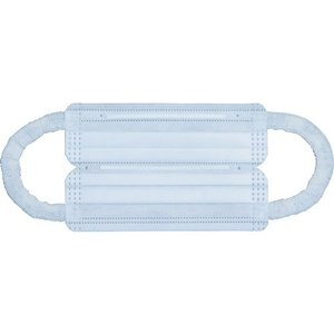 IRIS 安心・清潔マスク Deluxe PK-FAS5S 1袋|ganbariya-shop