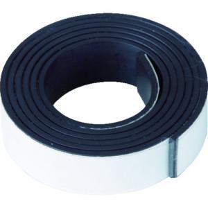 TRUSCO マグネットテープ 1.5t 13×760mm TMT13-76 1巻|ganbariya-shop