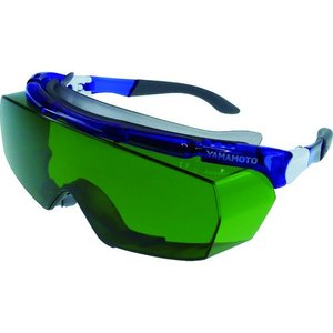 YAMAMOTO 一眼形遮光めがね SNW-770 JIS NSLP 3 1個|ganbariya-shop