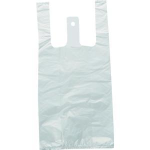 TRUSCO レジ袋 8/25号 (340X250mm)半透明 100枚入 TRB8-25-TM 1袋|ganbariya-shop
