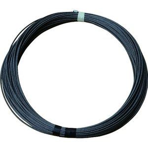 TKK BH−815専用交換ワイヤロープ ワイヤロープ φ6×16M (麻芯6×19) 6X16M BH-815 1本|ganbariya-shop