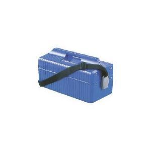 ホーザン(株) HOZAN ツールボックス ボックスマスター 青 B-55-B 1個【117-2573】|ganbariya-shop