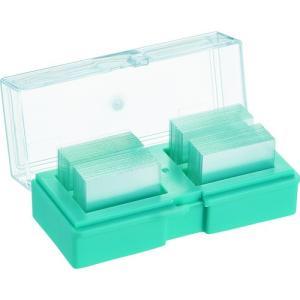 TRUSCO カバーガラス24x24x0.16mm 200枚/箱 CB2424 1箱|ganbariya-shop