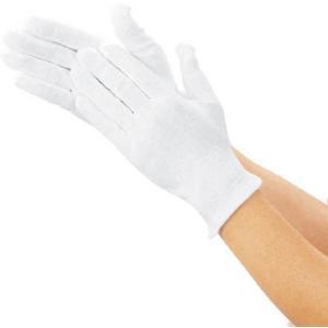 トラスコ中山(株) TRUSCO スムス手袋 綿100% Lサイズ DPM-SM 1組(12双入)|ganbariya-shop