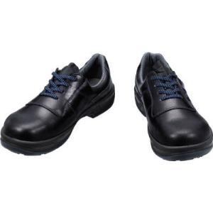 (株)シモン シモン 安全靴 短靴 8511黒 23.5cm 8511N-23.5 1足 ganbariya-shop