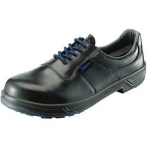 (株)シモン シモン 安全靴 短靴 8511黒 24.0cm 8511N-24.0 1足 ganbariya-shop