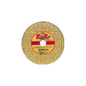 (株)トーケン トーケン 切断砥石ツインザー 金属用 RA-100WZ 5枚【170-2696】|ganbariya-shop