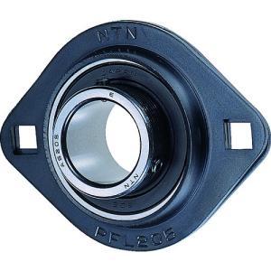 NTN(株) NTN G ベアリングユニット  ASPFL201 1個【224-7691】|ganbariya-shop