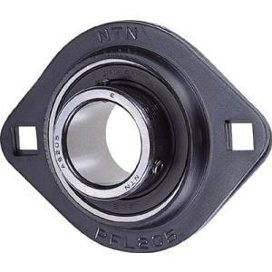 NTN(株) NTN G ベアリングユニット  ASPFL202 1個【224-7704】|ganbariya-shop