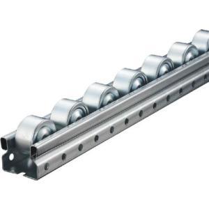 TRUSCO 流動棚用ホイールコンベヤ 鉄製Φ36 P50XL1500 1台【代引不可・メー直・別途運賃必要ご連絡します】|ganbariya-shop