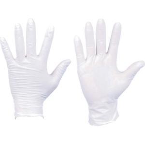 トラスコ中山(株) TRUSCO 使い捨て極薄手袋 100枚入 Sサイズ DPM6981NS 1箱(100枚入)|ganbariya-shop