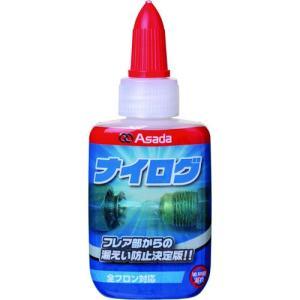 アサダ(株) アサダ 冷媒漏れ防止剤 ナイログ RT201B 1個【364-0094】 ganbariya-shop