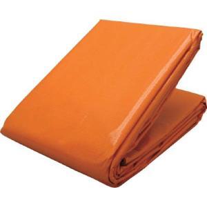 (株)ユタカメイク ユタカ シート #3000オレンジシート 1.8m×2.7m オレンジ OS-02 1枚|ganbariya-shop