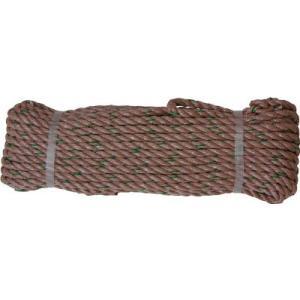 (株)ユタカメイク ユタカ ロープ PPトラックロープ(OB) 9×15 TRP-1 1巻|ganbariya-shop