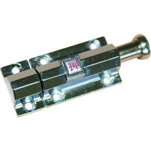 清水(株) SOL 自動ラッチ35mmクローム 1000S-35 1個【380-1578】|ganbariya-shop