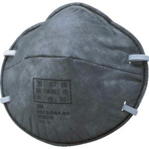 スリーエム ジャパン(株) 3M 活性炭入り使い捨て式防じんマスク 9913 DS1 11枚入り 9913 DS1Z 1箱【380-2175】|ganbariya-shop