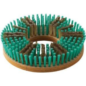 山崎産業(株) コンドル 真鍮トーロンブラシ♯12 E-150 1個【381-7211】|ganbariya-shop