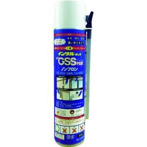 (株)エービーシー商会 ABC 一液型簡易発泡ウレタン(吹付・充填タイプ)NEW−GSS ピンク NGSS-P 1本|ganbariya-shop