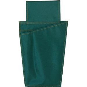 藤井電工(株) ツヨロン 安全帯用ロープ収納袋 青緑色 MR-46-BG-HD 1枚|ganbariya-shop